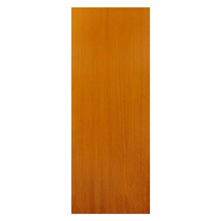 Porta de Madeira de Abrir Lisa Colmeia 60x210cm Angelim - Marrom - Belissima