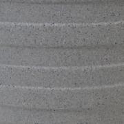 Vaso para Plantas Tramontina Inca 24 cm em Polietileno - Cimento