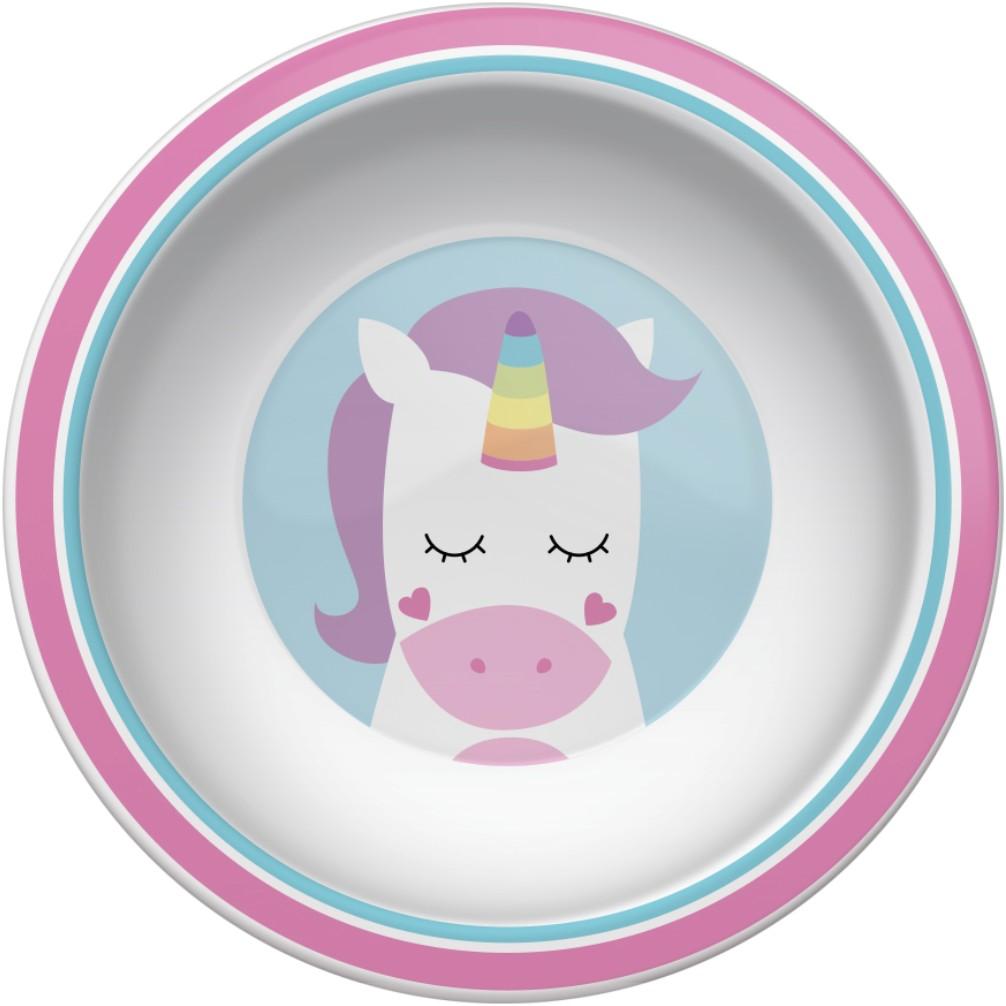 Pratinho Bowl Unicornio