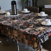 Toalha de Mesa Retangular 140 x 180 cm Beer - 831094 - STD Home