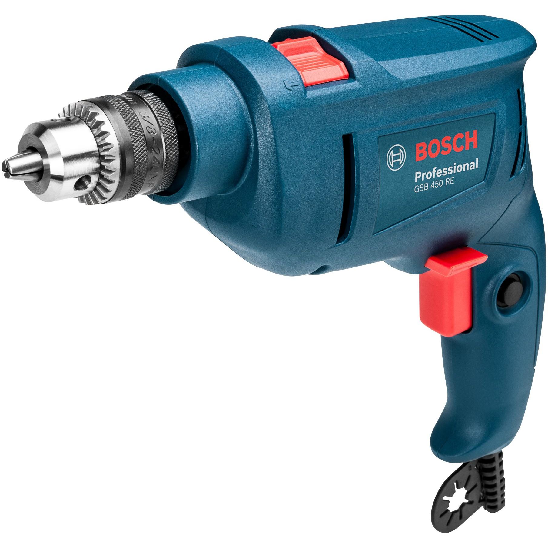 Furadeira de Impacto Reversivel 38 450w 220V - 06011B50E0-000 - Bosch