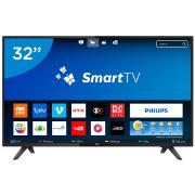 "Smart TV LED 32"" Philips HD, Wi-Fi, 2 HDMI, 2 USB - 32PHG5813/78"