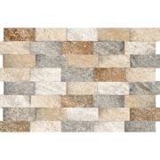 Revestimento Rocalla Mix 34x50cm 2,38M² - Pamesa