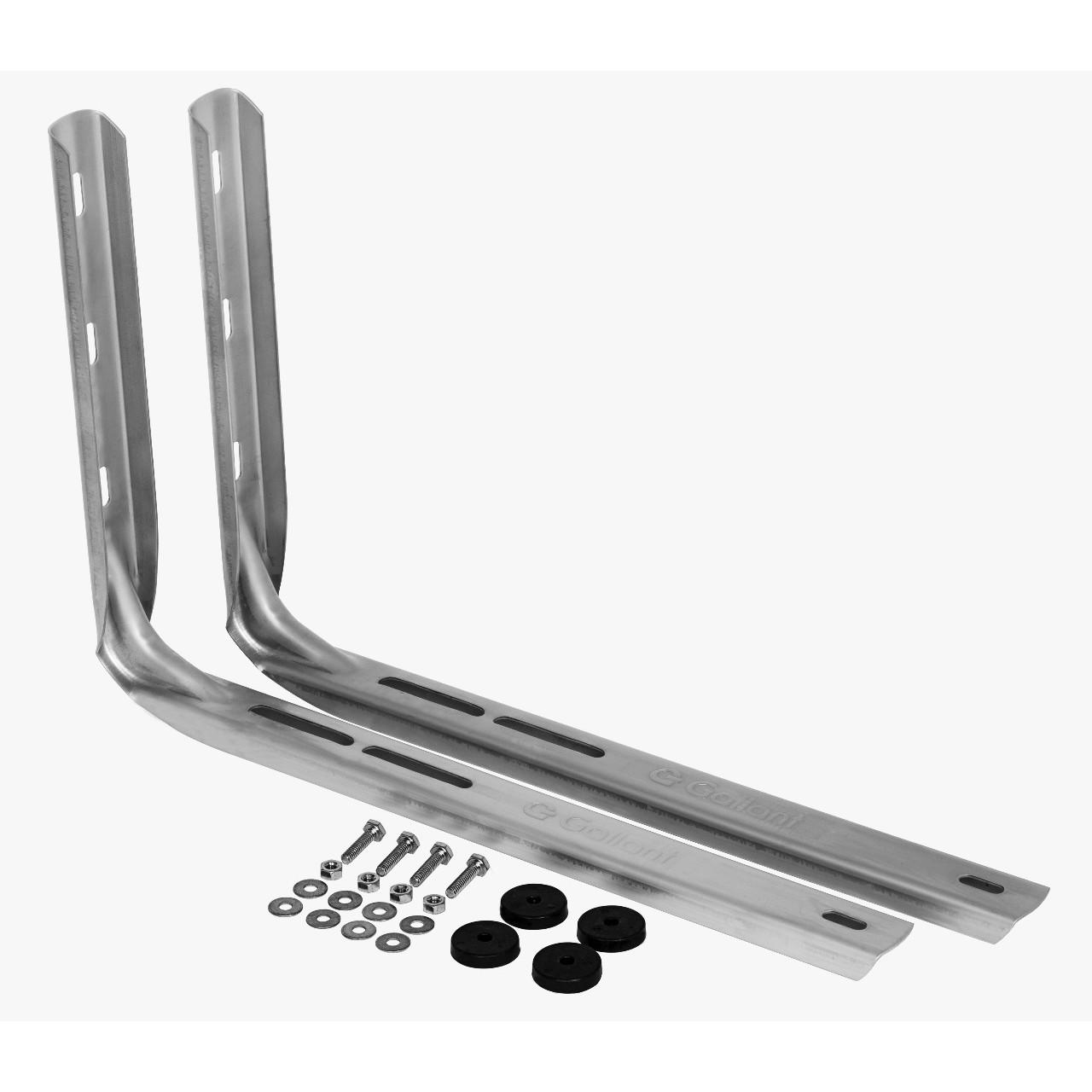 Suporte para Condensadora Split Ate 12000BTUs 30x 40cm Ate 35Kg - Continental