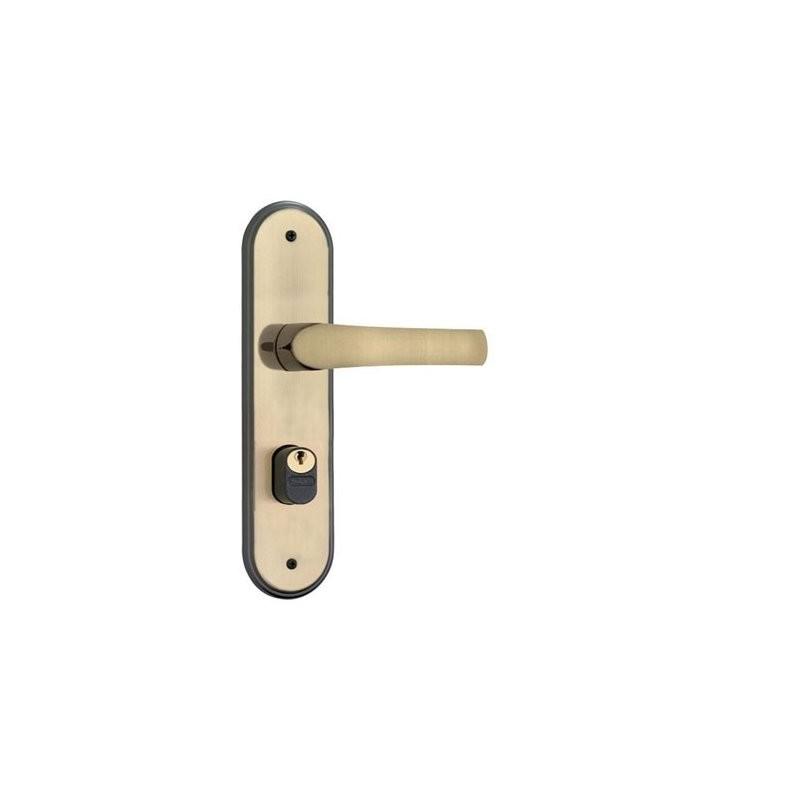 Fechadura Interna 40 mm Zamac Oxidada Residencial 33256 - Stam