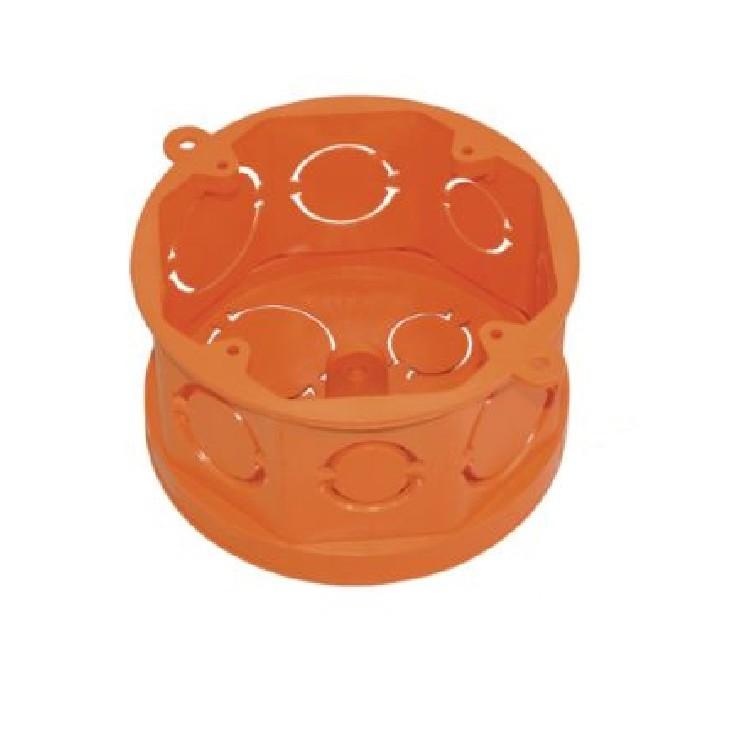 Caixa Eletrica de Plastico 4X4 Octogonal Flex - Amanco