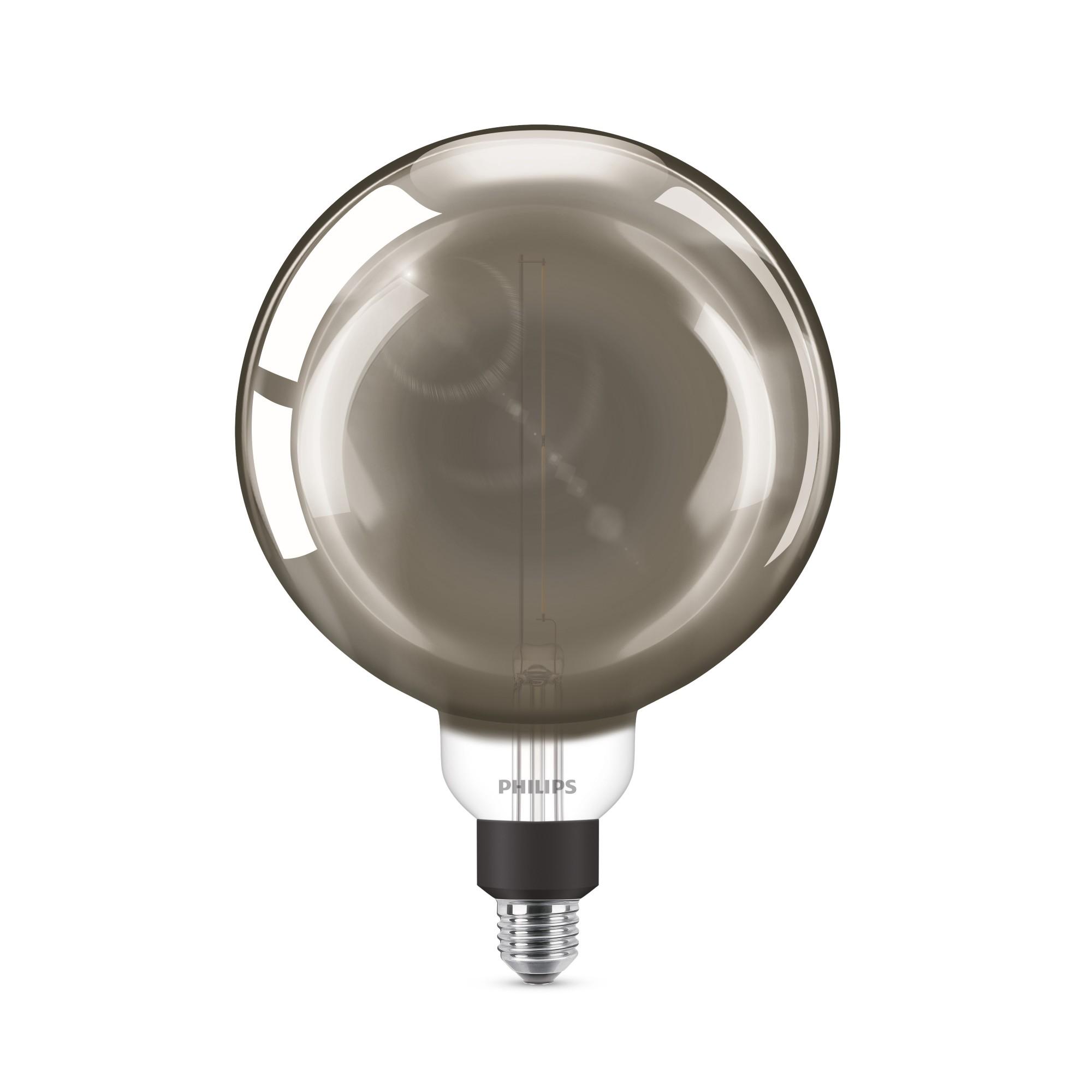 Luminaria de Sobrepor Vidro Led E27 220V 65W - Philips