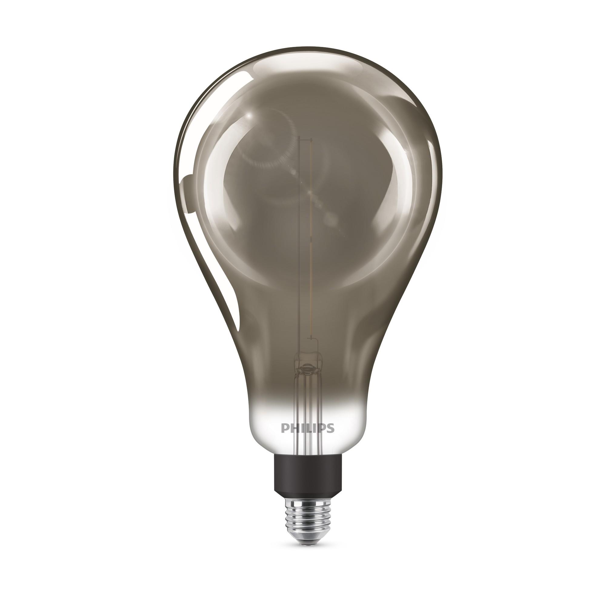 Luminaria de Sobrepor Vidro Led E27 220V 65W AB - Philips