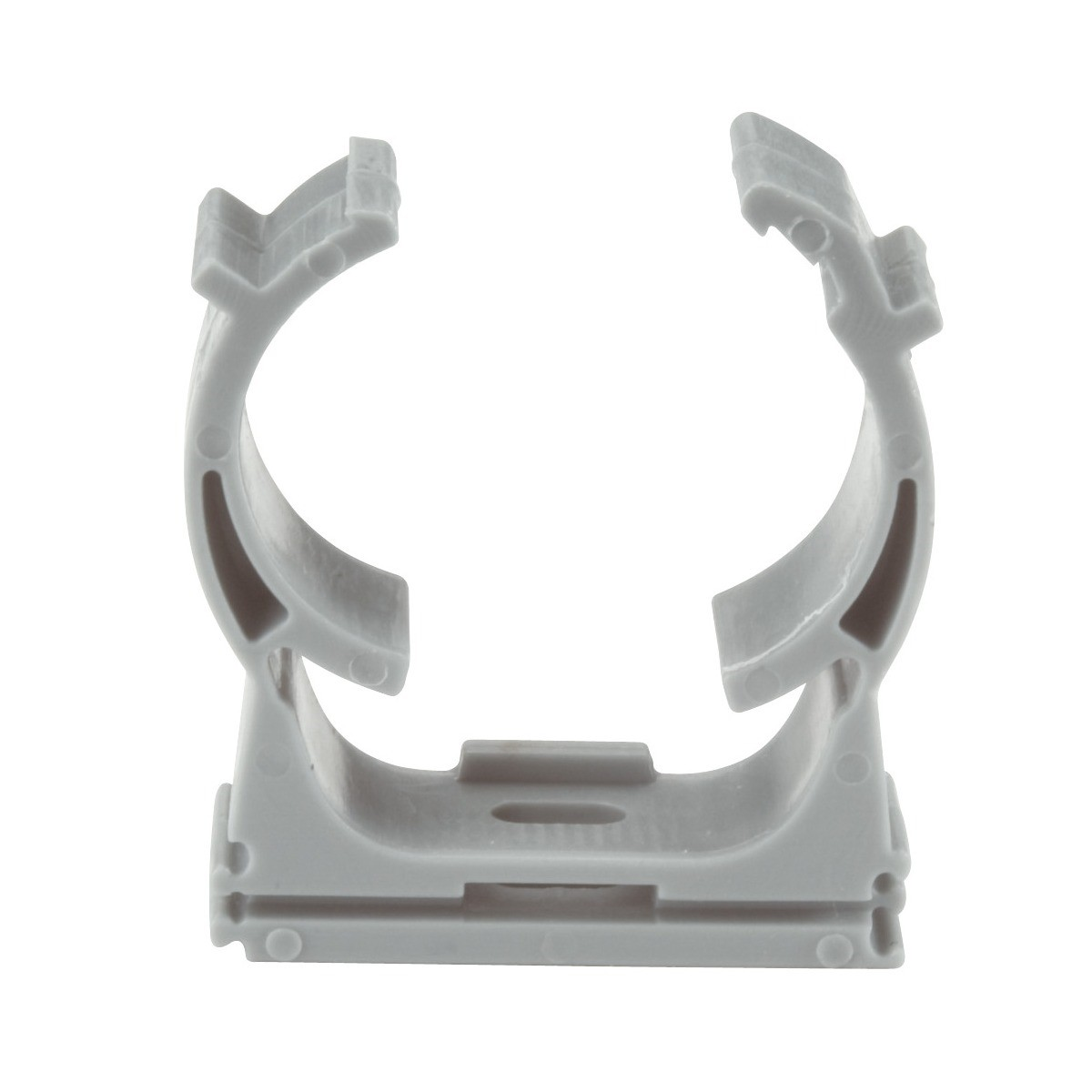 Abracadeira 1 em PVC Cinza - Tramontina