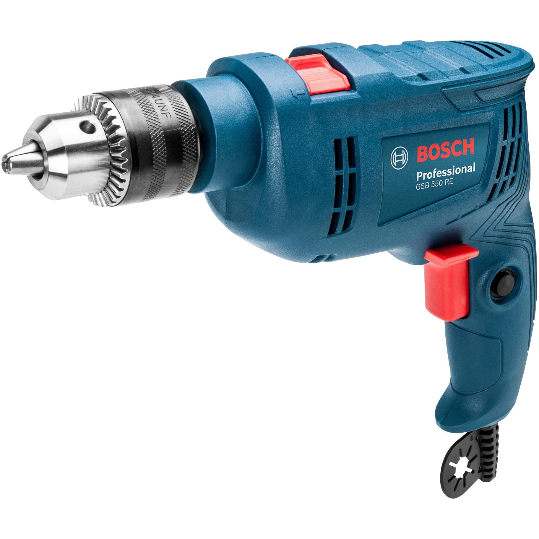 Furadeira de Impacto Reversivel 12 550w 220V - 06011B60E4-000 - Bosch