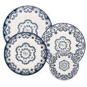 Aparelho de Jantar Energy de Cerâmica 20 Peças - Oxford