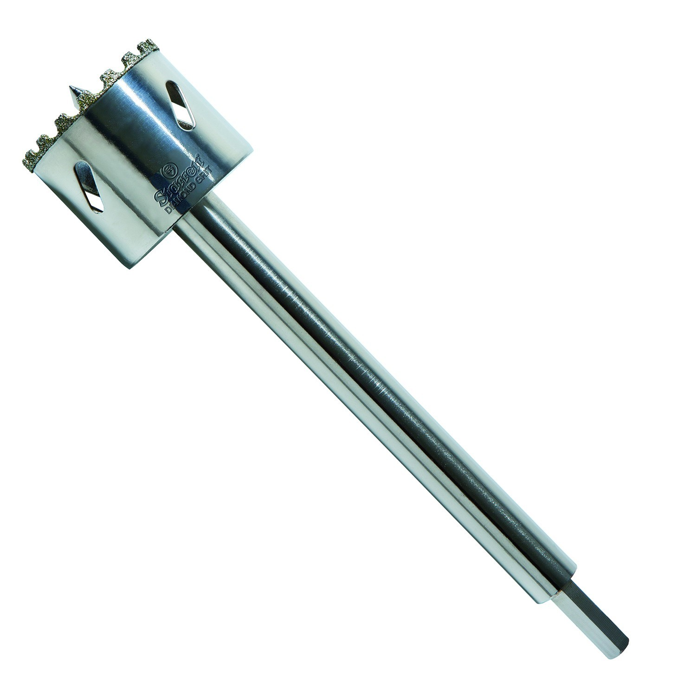 Serra Copo Diamantada com Prolongador 40mm - Starrett