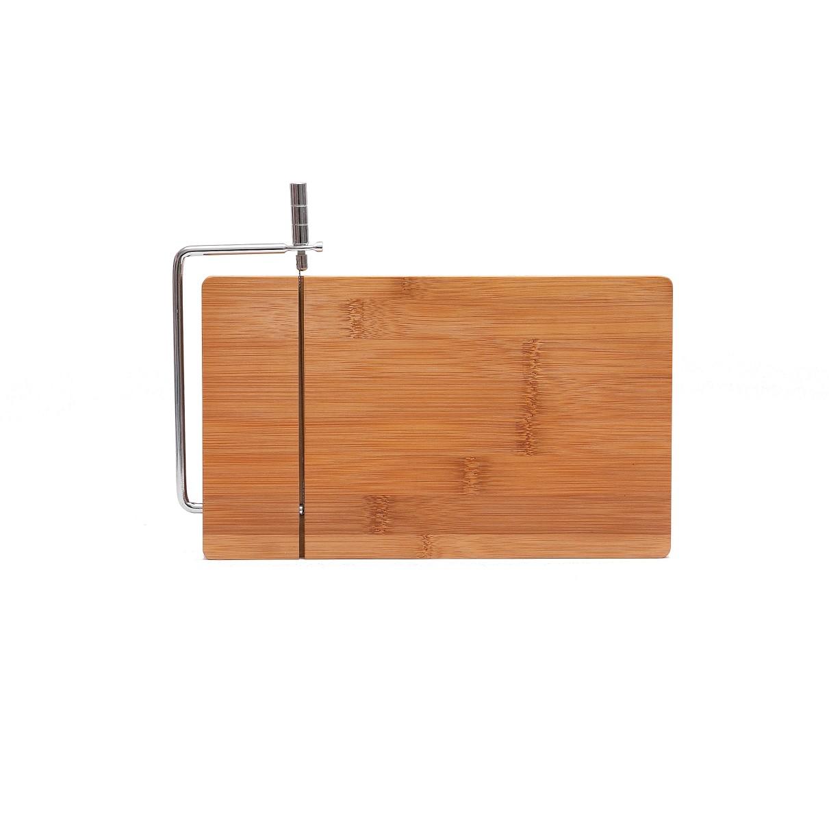 Tabua de Frios Retangular Bambu 26x16cm - Bianchini