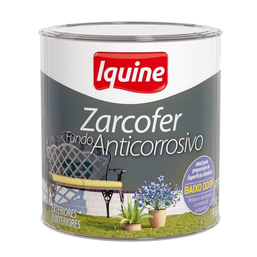 Fundo Zarcofer 09L Preto - Iquine