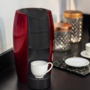 Cafeteira Elétrica Espresso Três Lov Vermelha - 220V - ET0465