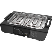 Churrasqueira Elétrica Cadence 220V 2000w com Controle de Temperatura - Preta