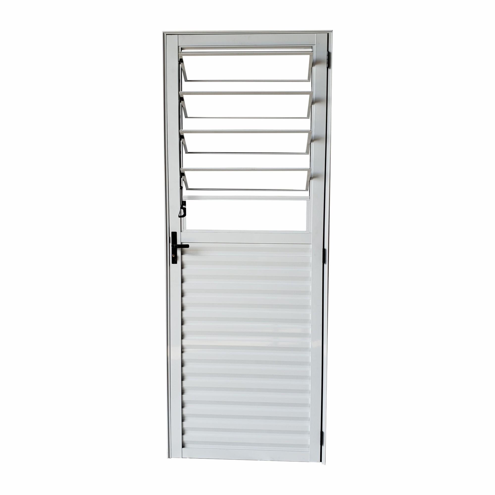 Porta de Abrir de Aluminio 210cm x 80cm - MGM