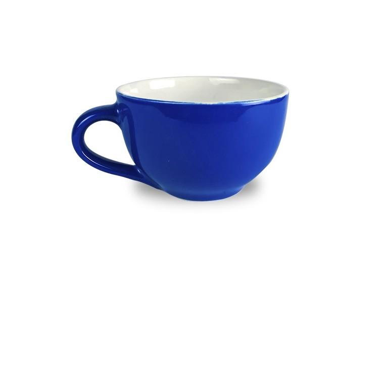Caneca de Ceramica Biona 325ml Azul - HC9111592 - Euroquadros