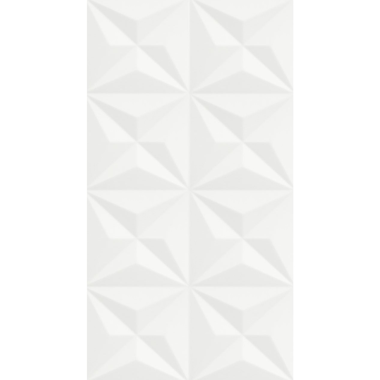 Revestimento Estrela Brilhante 325x59cm 192 m Branco - Eliane