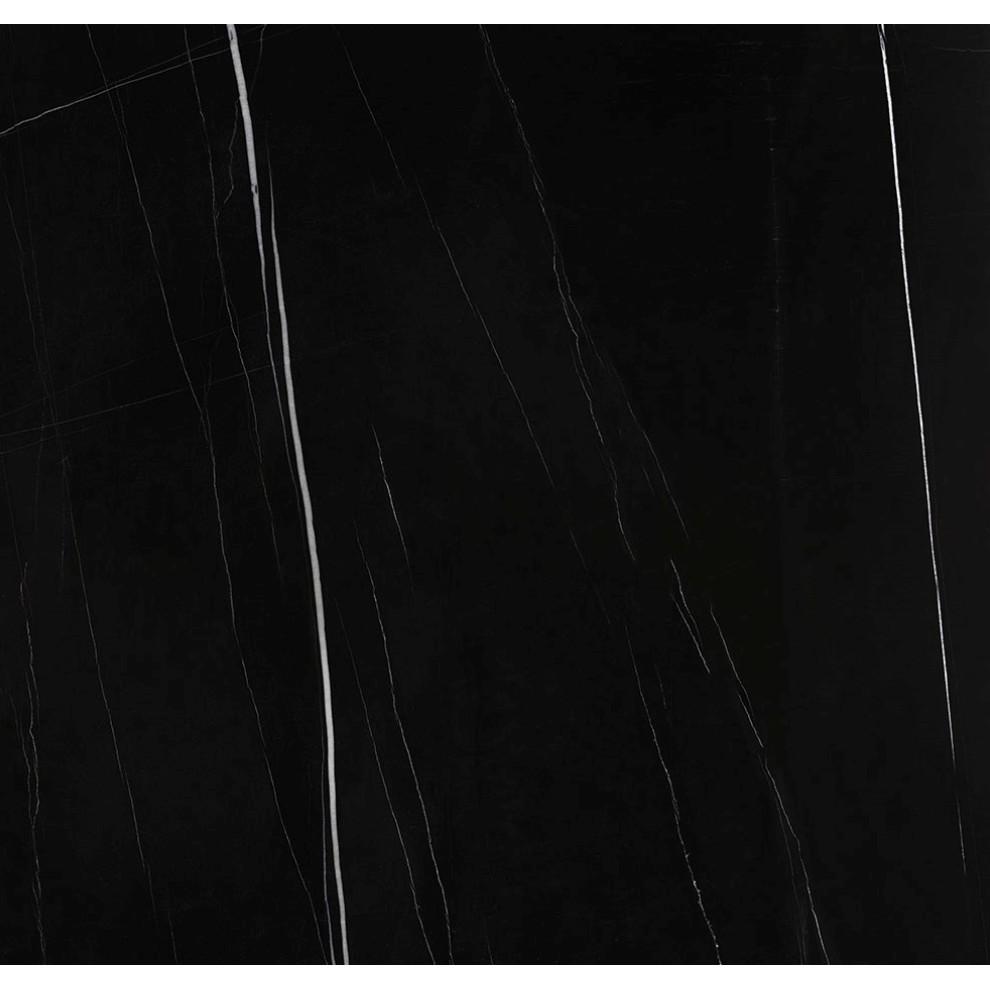 Porcelanato LM Sahara Noir MT 120x120cm 285 m Esmaltado Preto - Roca