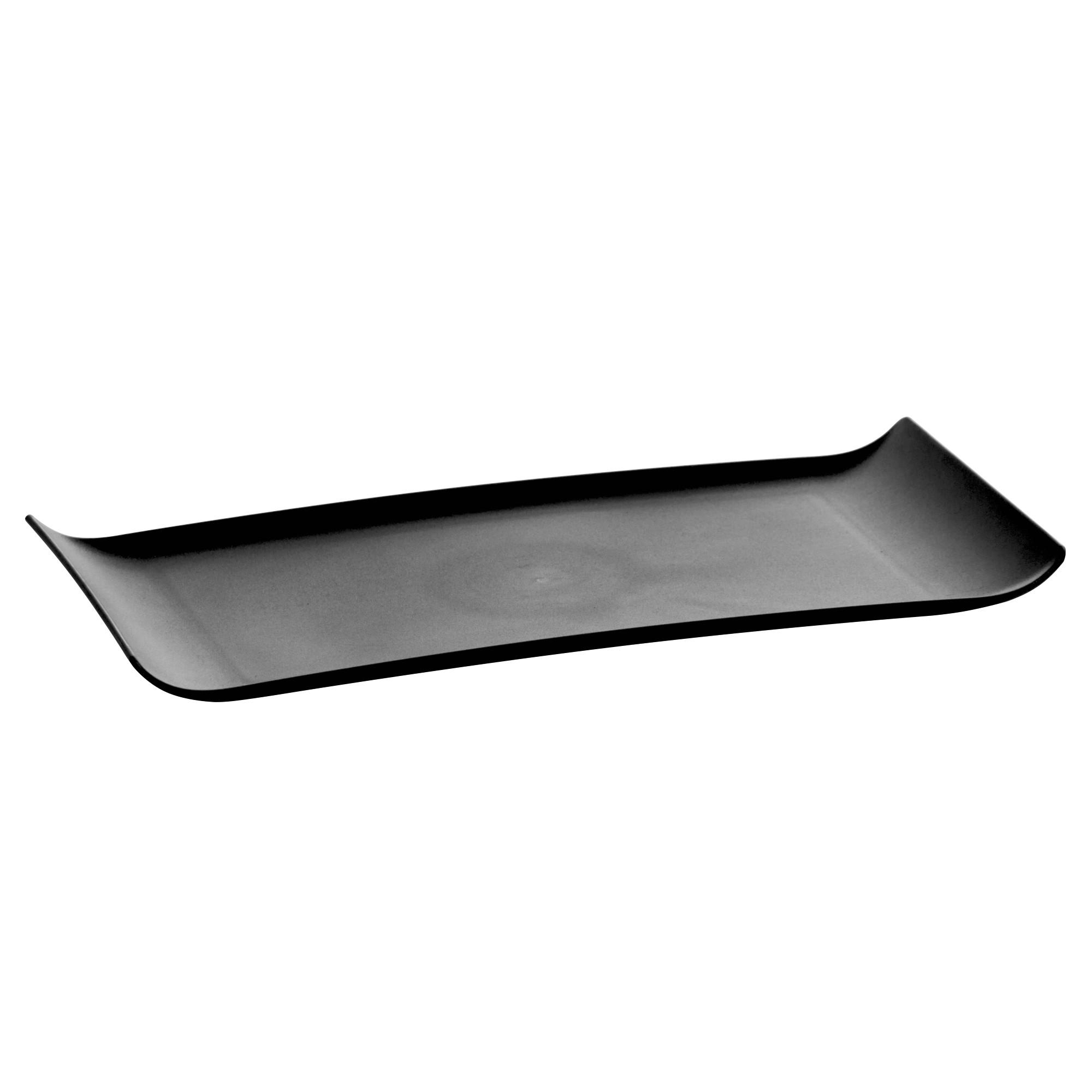 Bandeja Retangular de Plastico 15x30cm - 220 - Vem Plast