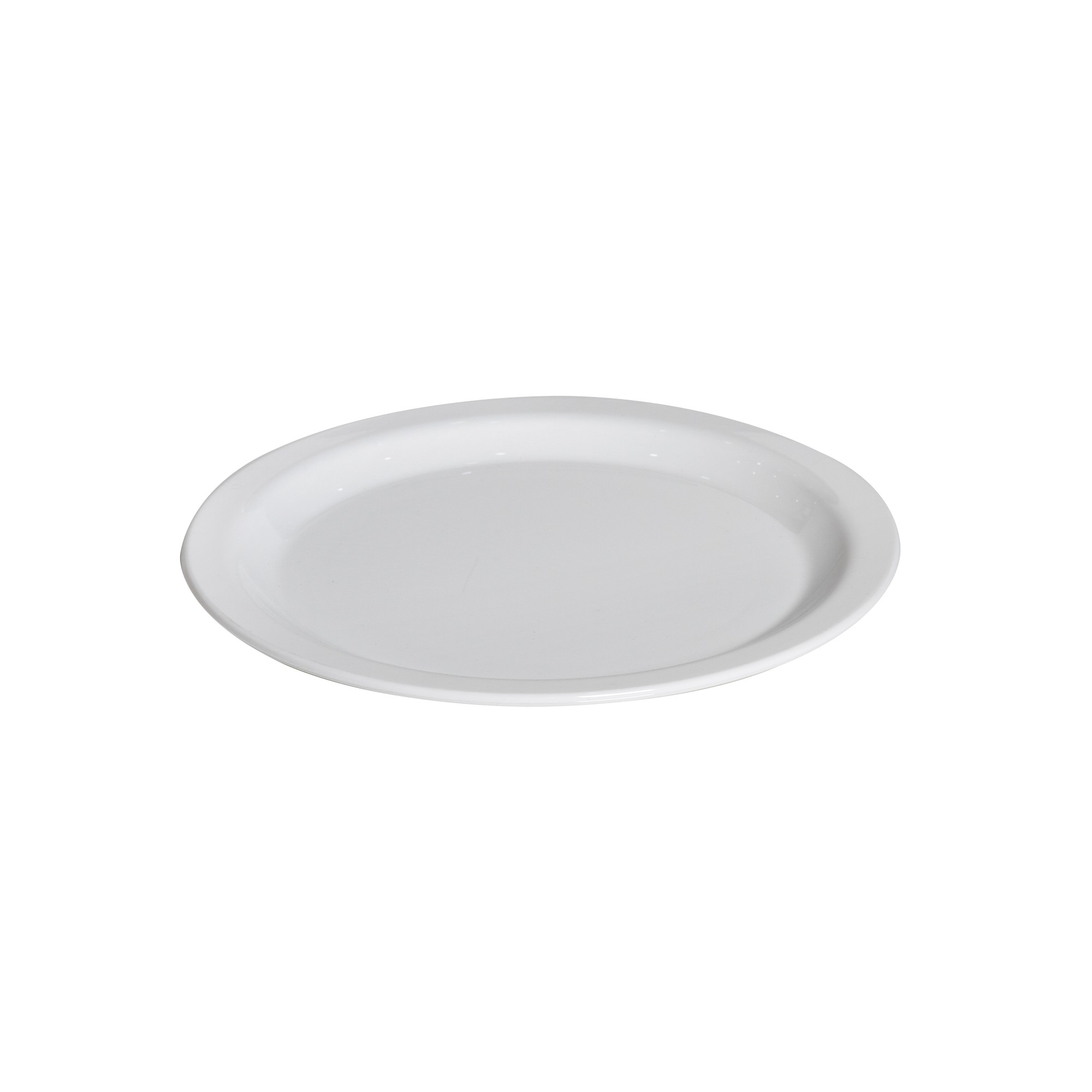 Prato de Sobremesa de Plastico 19cm - 272 - Vem Plast