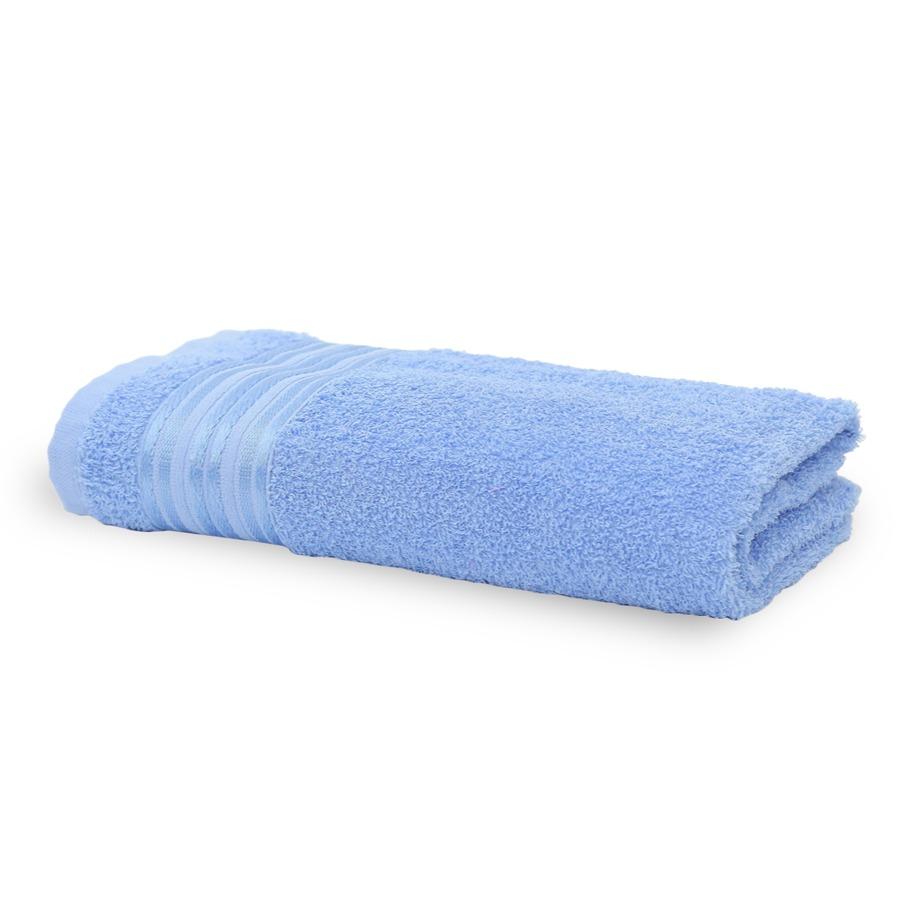 Toalha de Banho Royal Bright 100 Algodao 70 x 130 cm Azul - Santista
