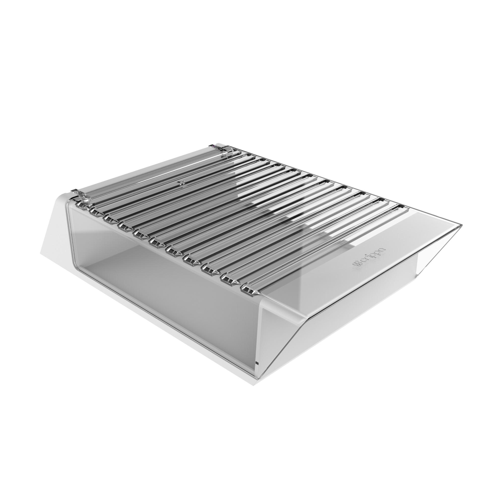 Porta-frios de Plastico com Tampa 23x14cm - Crippa