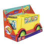 Brinquedo Educativo Ônibus Escolar Didático - Dismat