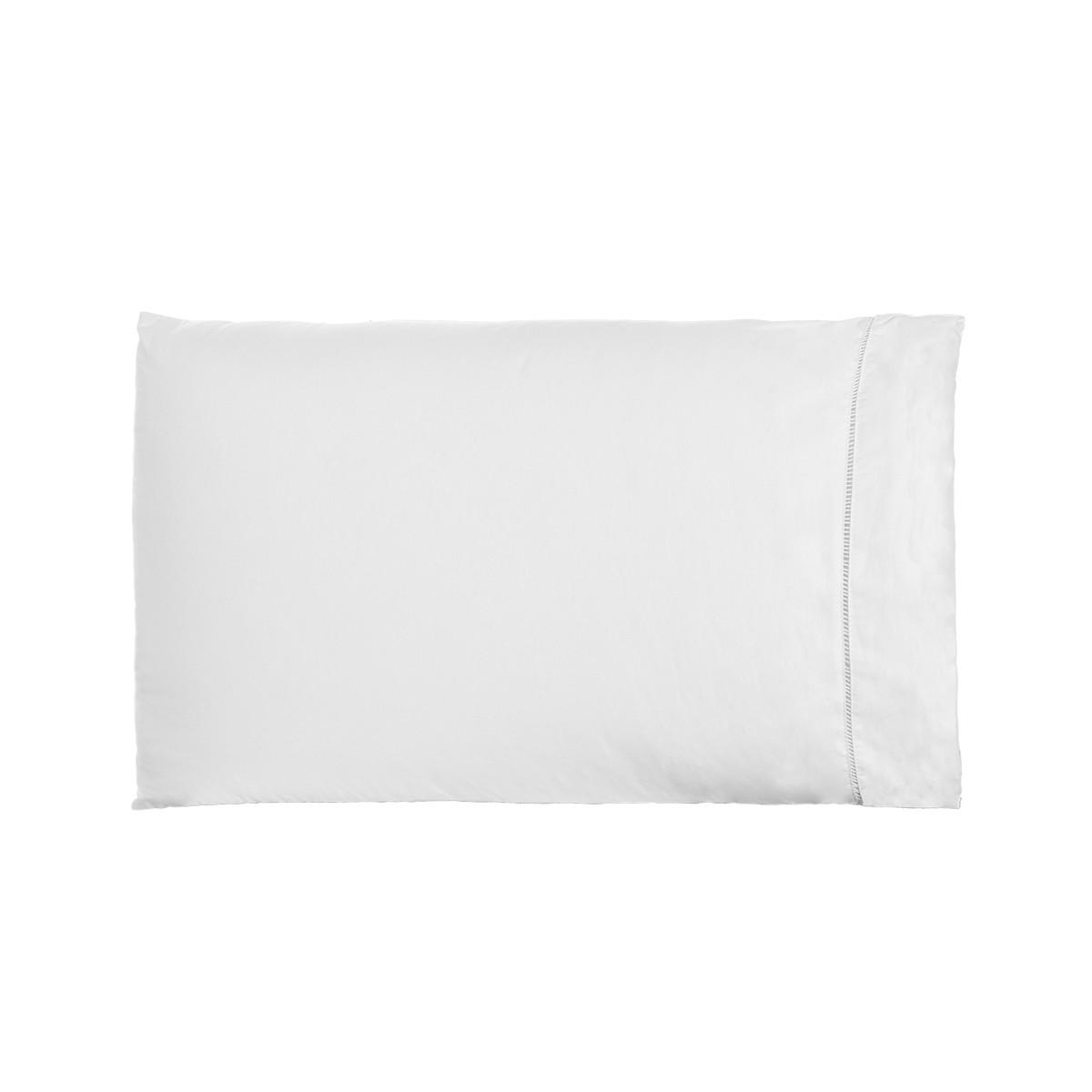 Fronha Classic 50 x 70 cm Percal 200 Fios Branco - Juma