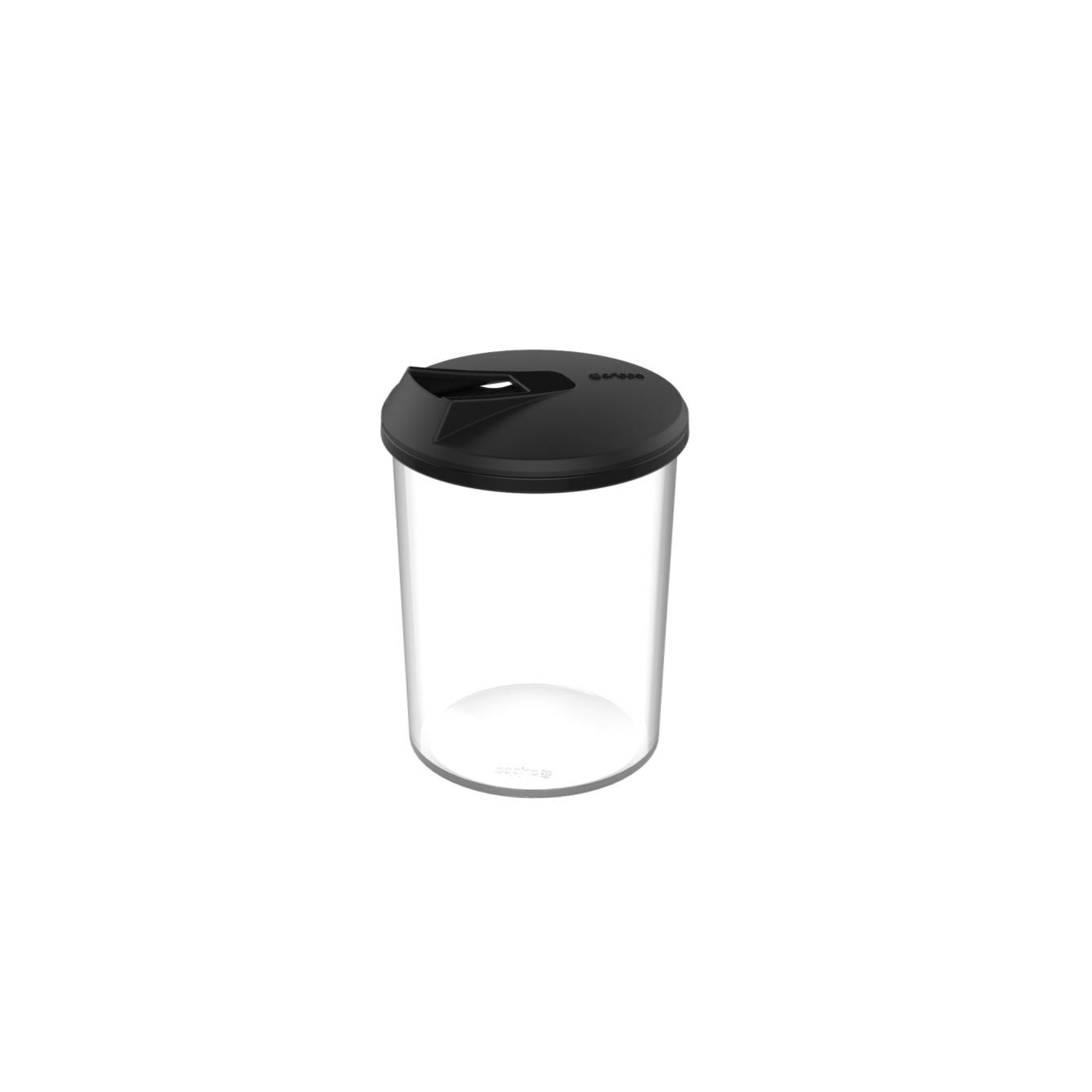 Farinheira de Plastico 400ml Transparente - Crippa