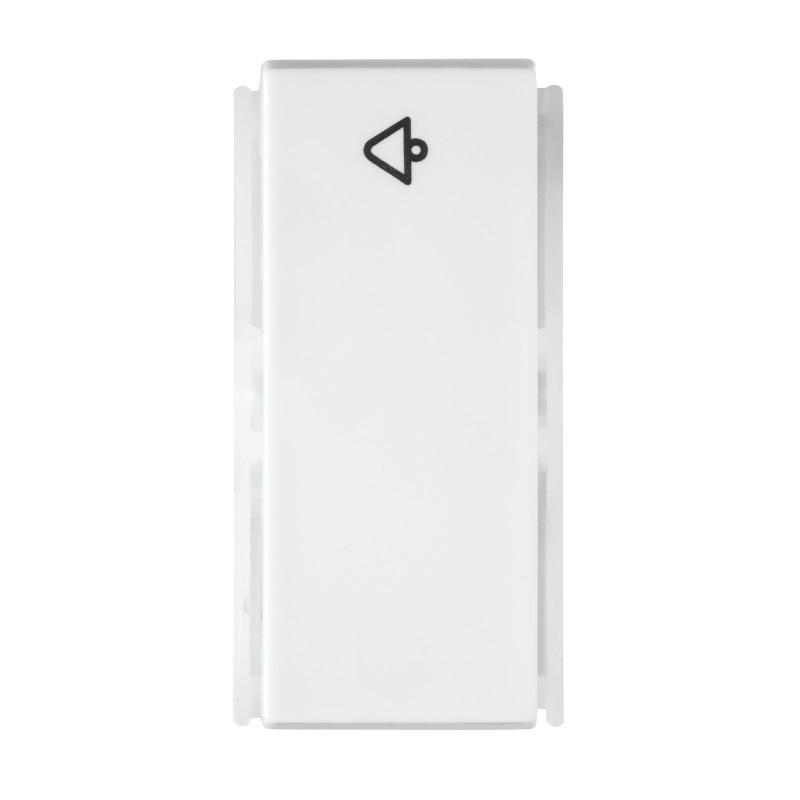 Modulo Pulsador Campainha 1 Modulo 10A - Duale UP - Iriel