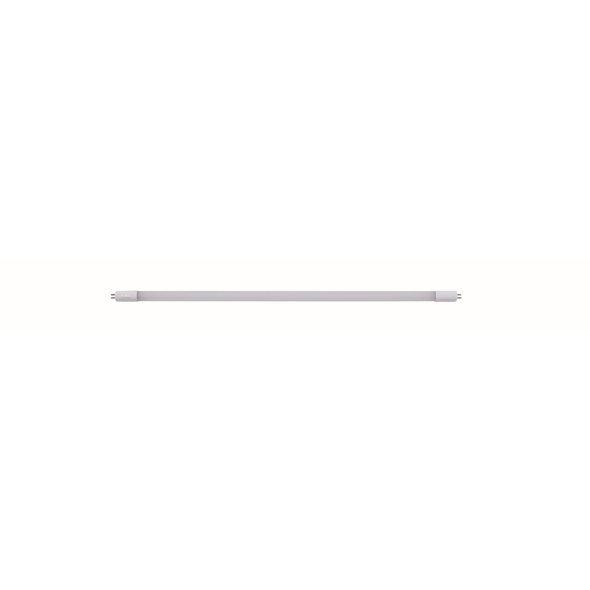 Lampada LED Tubular 9w G5 Luz Bivolt Branco - Brilia