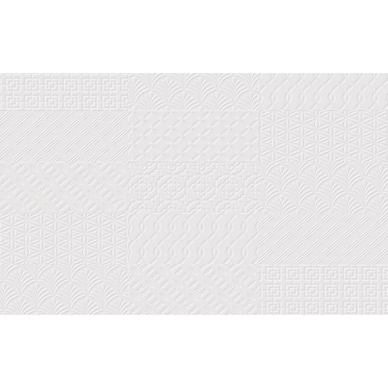 Revestimento Ceramico Brilhante 33x50cm Cinza claro - Incenor