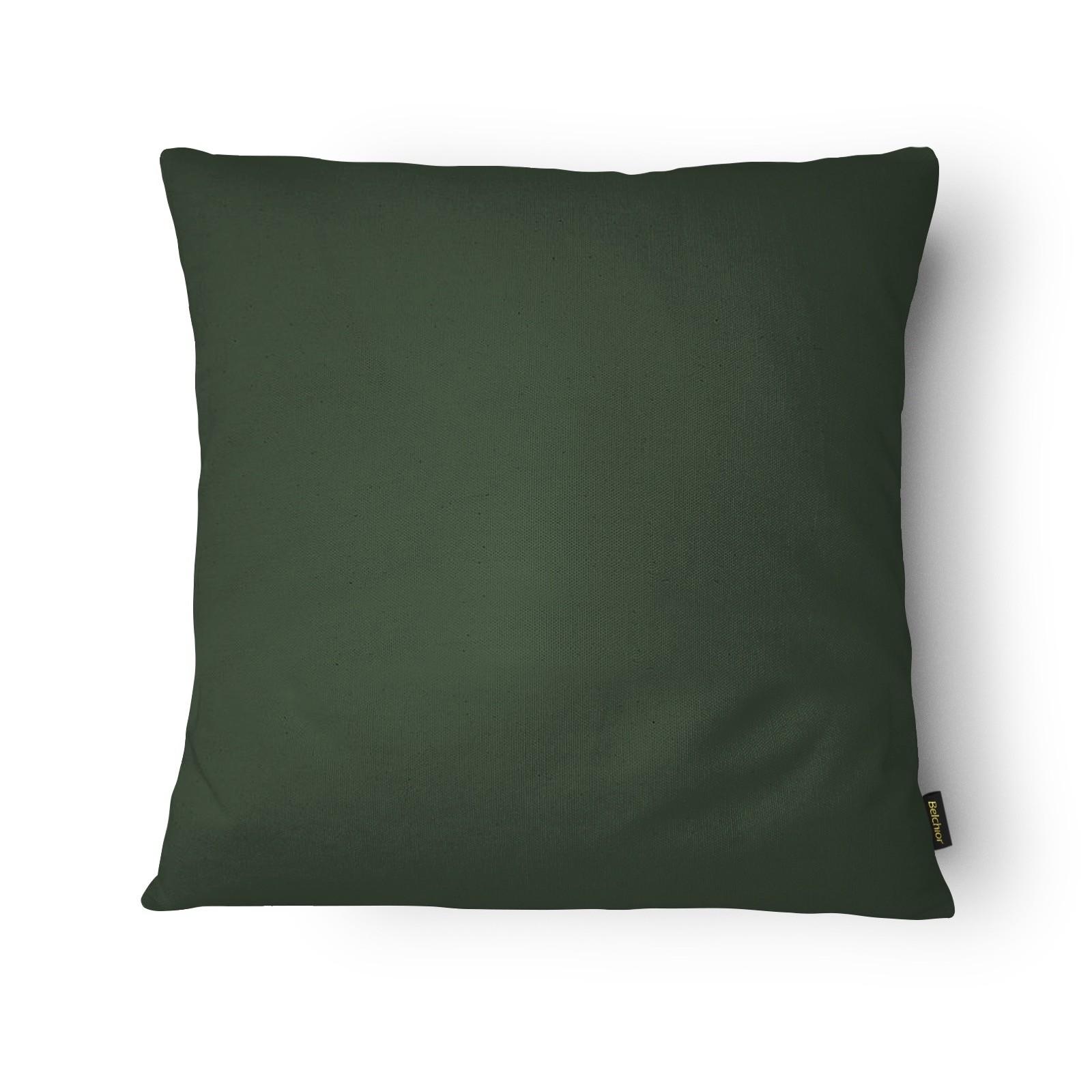 Capa de Almofada Colors 43x43 cm Verde Escuro 367098 - Belchior