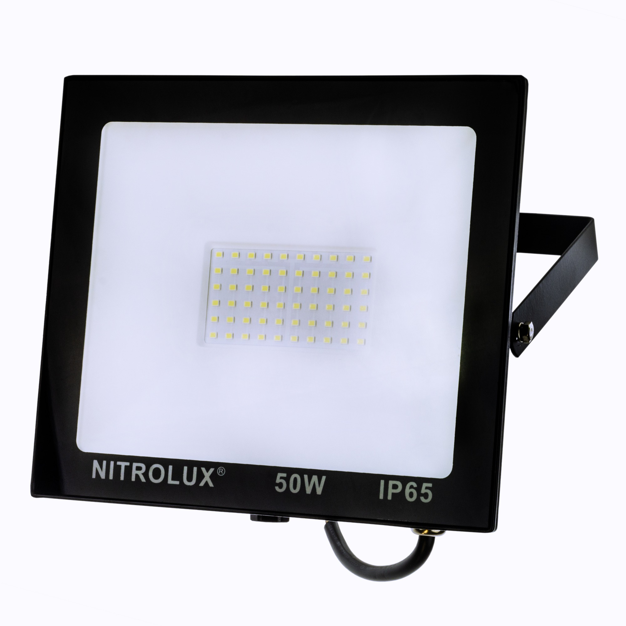 Refletor LED Slim 50W Bivolt - Nitrolux