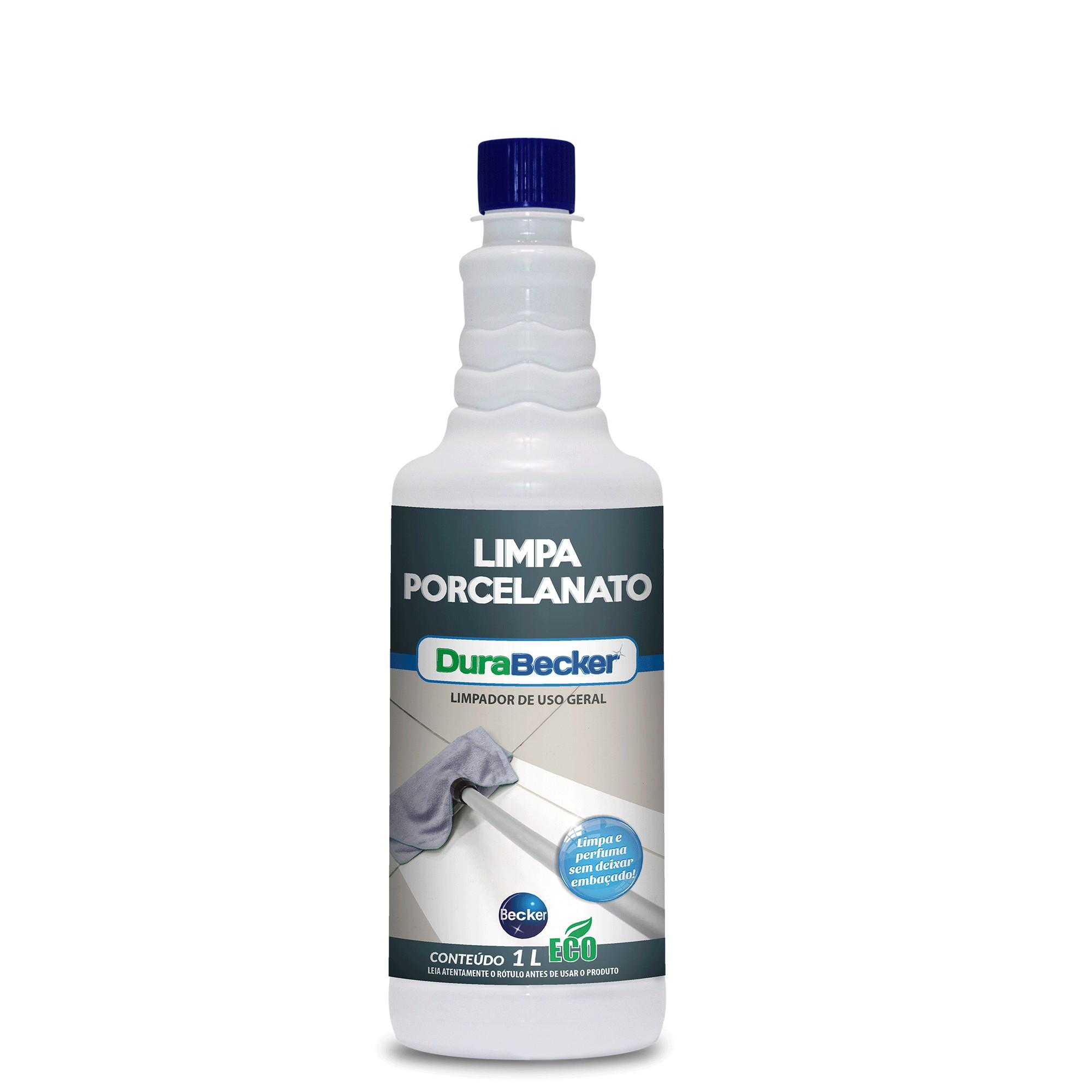 Limpa Porcelanato Durabecker 1L - Becker