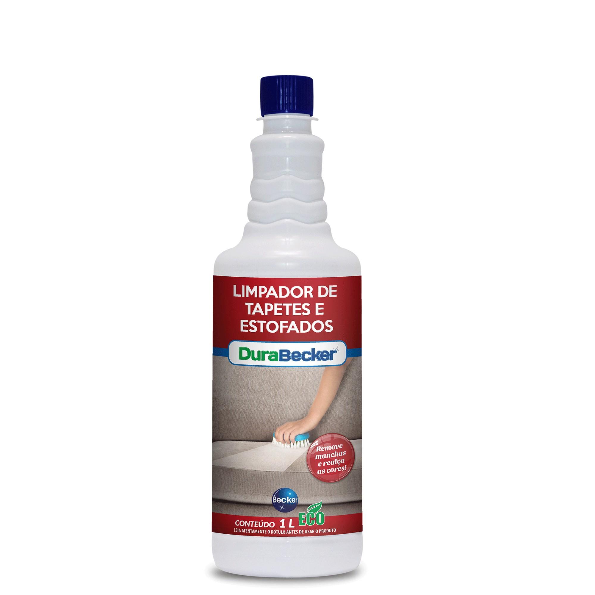 Limpador de Tapetes e Estofados 1L - Becker