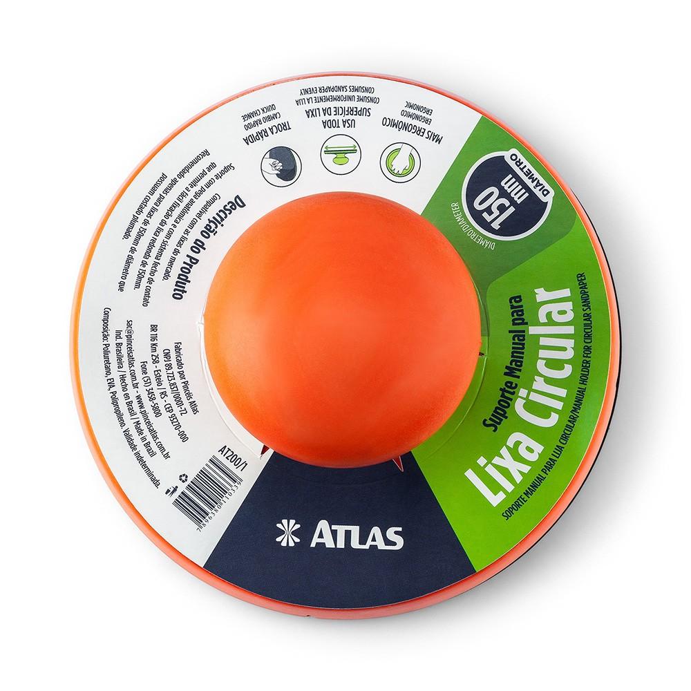Lixadeira Manual Para Disco Abrasivo 150 mm