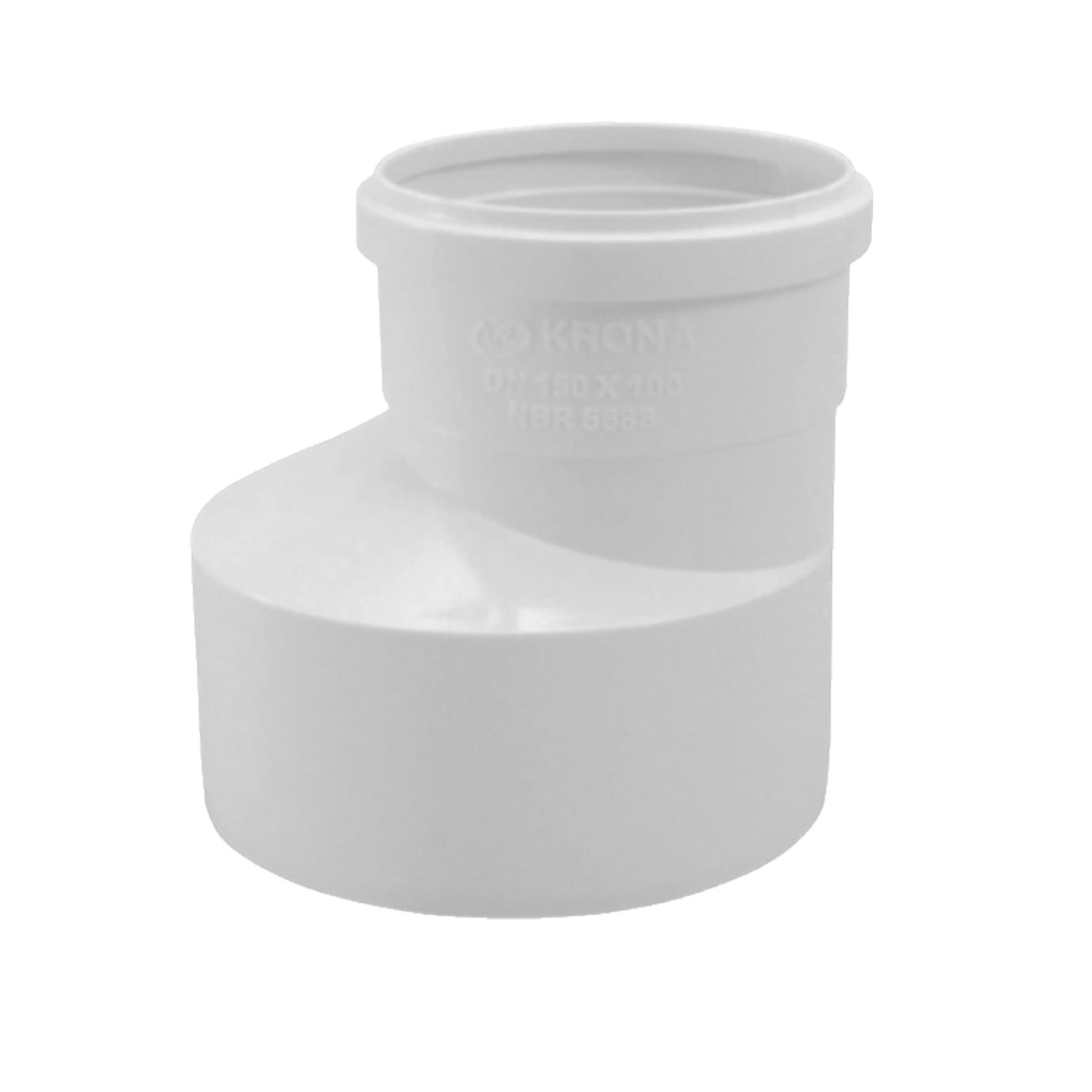 Reducao Excentrica PVC 200 mm - Krona