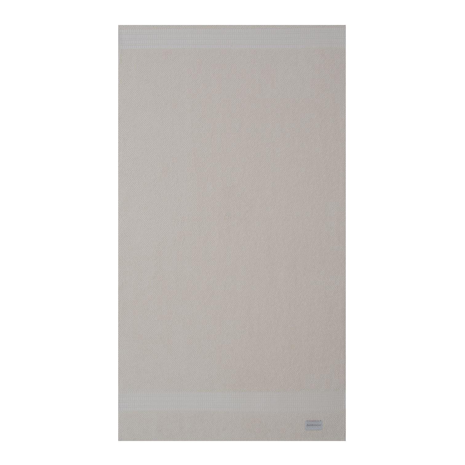 Toalha de Banho Frape 100 Algodao 70 x 135 cm Bege - Buddemeyer