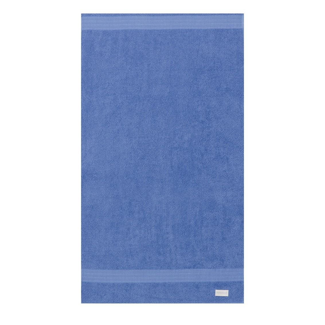 Toalha de Banho Frape 100 Algodao 70 x 135 cm Azul - Buddemeyer