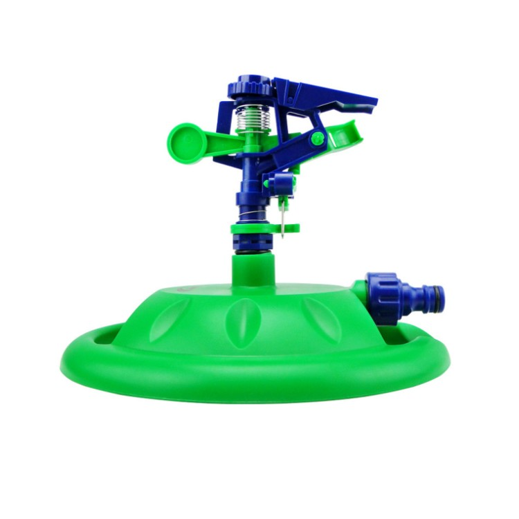 Aspersor Movel Plastico de Impacto Verde 98363 - Amanco