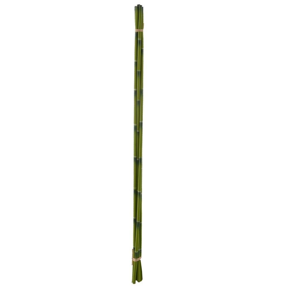 Haste de Flor Artificial 75cm Bamboo Verde - Dea