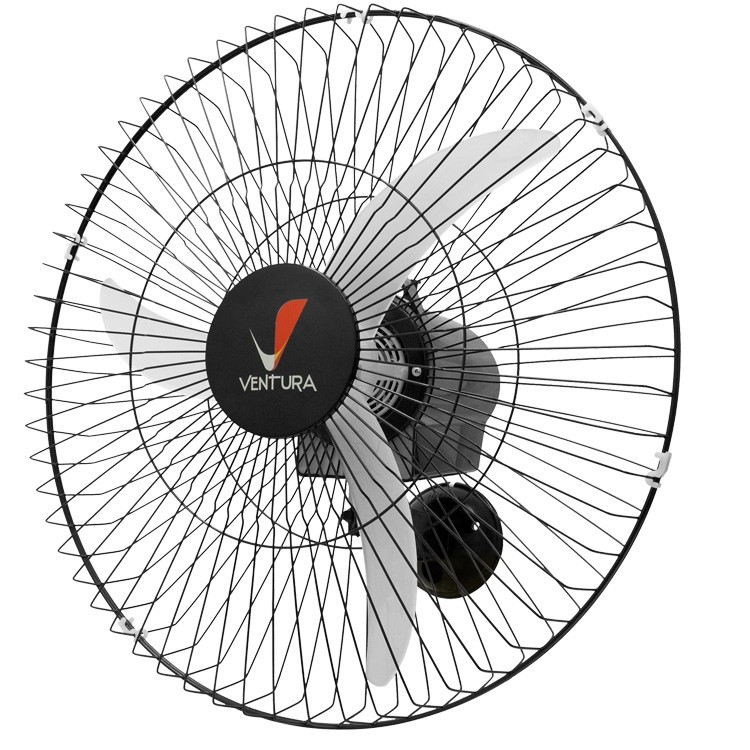 Ventilador de Parede Delta Ventura 796425 Bivolt - 60cm 3 Velocidades