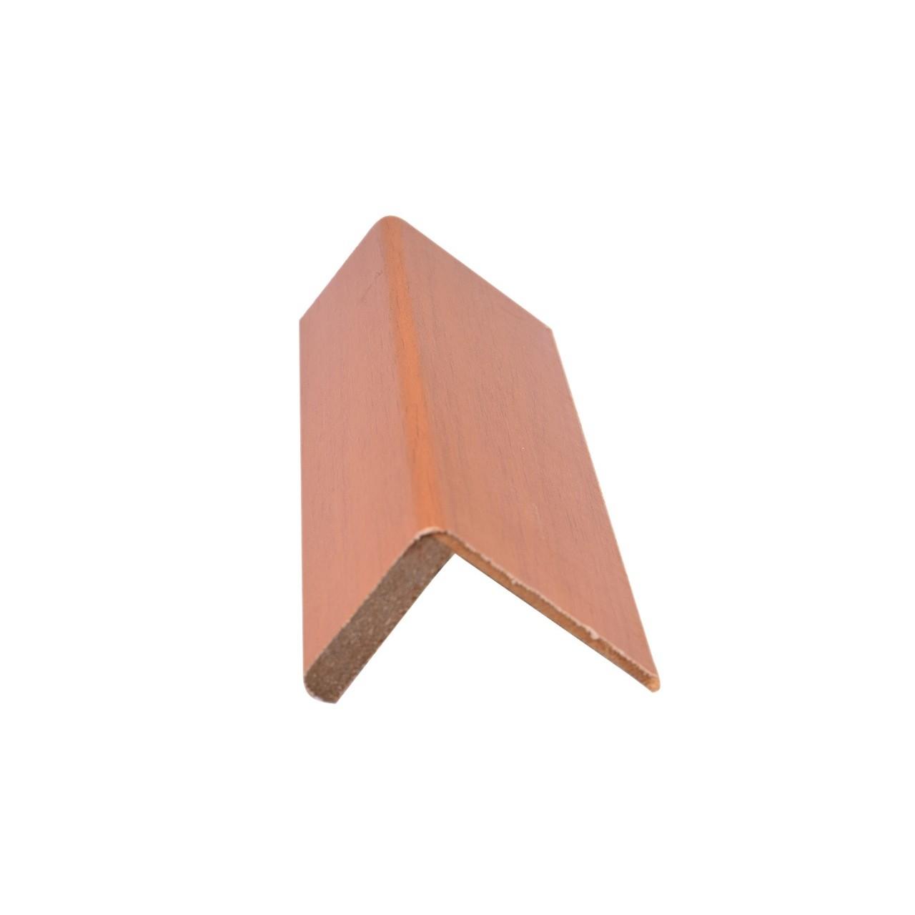 Guarnicao para Portas Madeira e MDF 5cm x 10cm x 223cm Mogno Veneza 528412 - Madelar