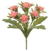 Buquê Artificial de Flores Mun 29cm Rosa 41183002 - Dea