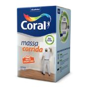 Massa corrida (PVA) Caixa 25kg - Coral