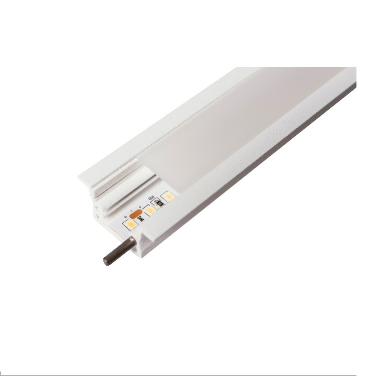 Perfil de Embutir para Fita LED Garbo 20m - Usina Design