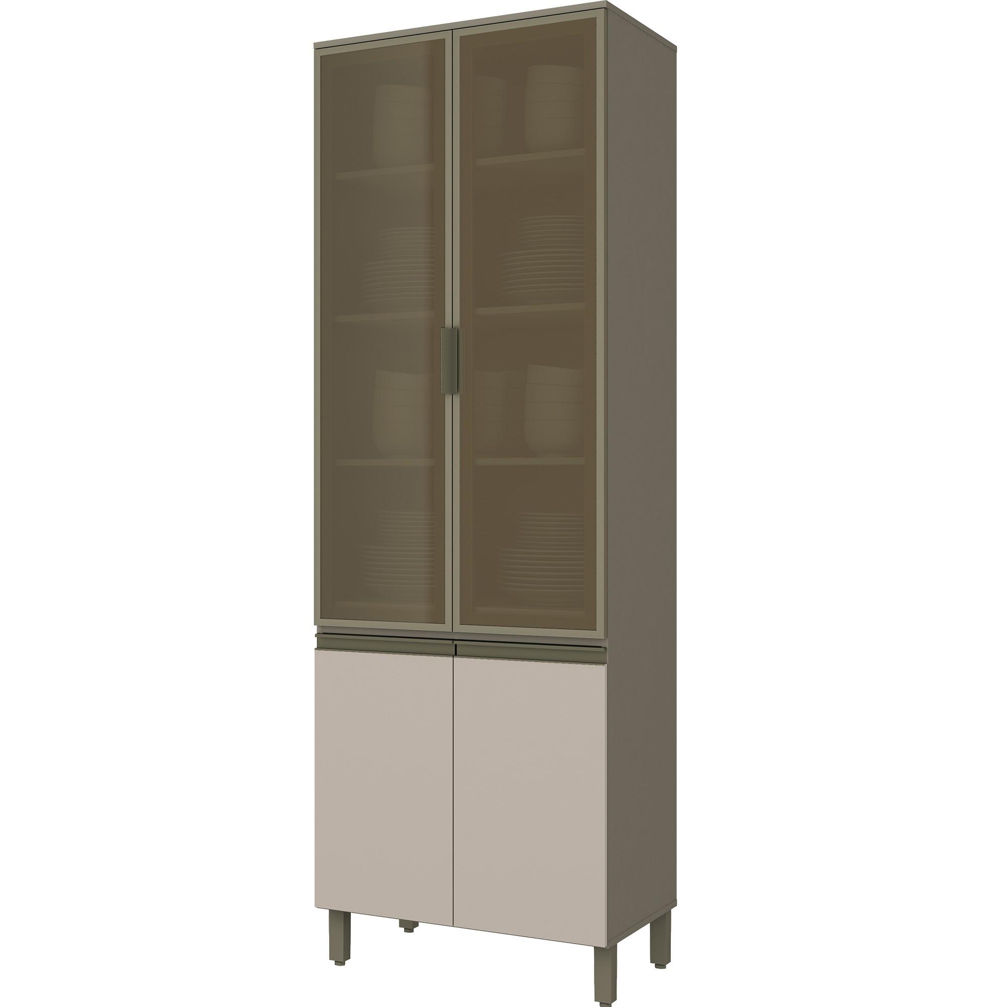 Cristaleira Conecct Duna 04 Portas - C71-35 - Henn